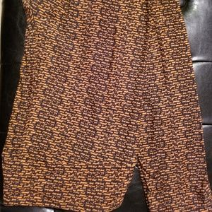 LuLaRoe leggings in Tall and Curvy